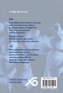 """""""Un goût d'encens et de danse. L'Inde, Elle et Lui"""", de Viviane Capt & Samuel Socquet (Ed. Ouverture)"""