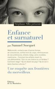 Enfance et Surnaturel - Samuel Socquet - couv